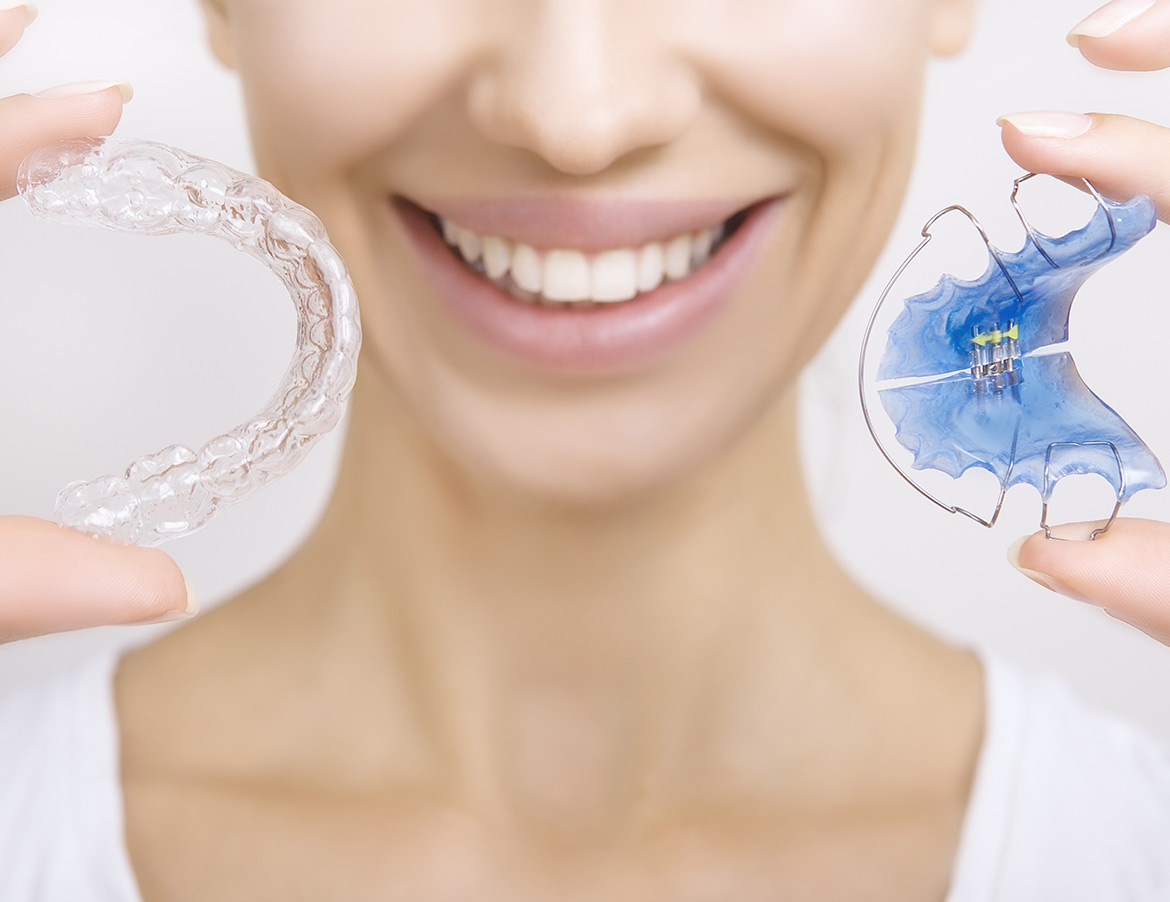 Orthodontics and invisalign